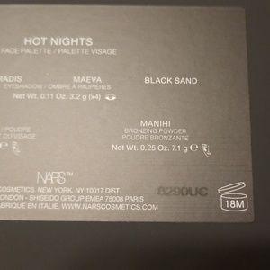 NARS Makeup - 🔥BNIB🔥NARS Hot Nights Eye and Face Palette